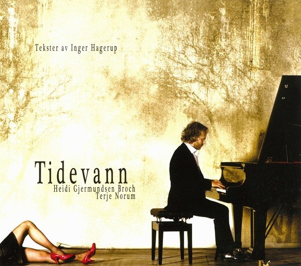 Tidevann – Tonesatte dikt av Inger Hagerup