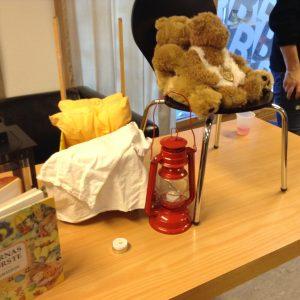 Bamsefest for 4 åringer