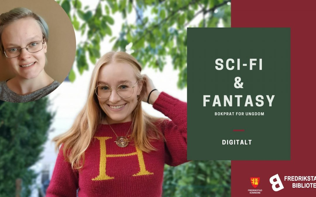 Sci-fi/Fantasy for ungdom – nettarrangement